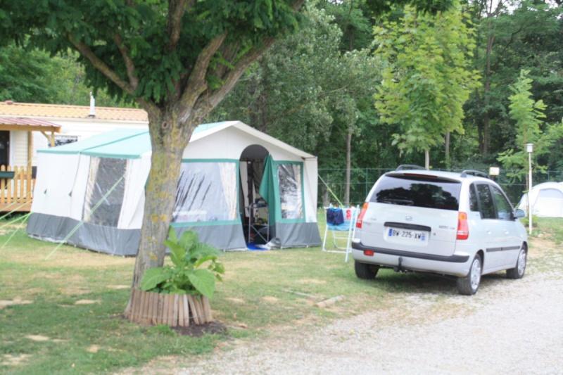 Camping Les EYCHECADOUS a Artigat - Ariege 09130 - Img_8011