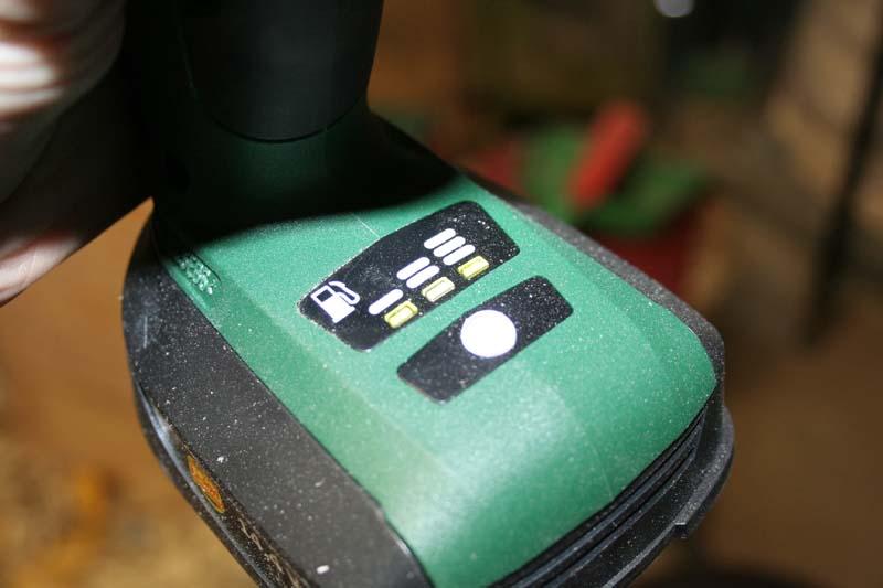Perceuse/visseuse sans fil Bosch PSR 14.4 LI-2 Accule10
