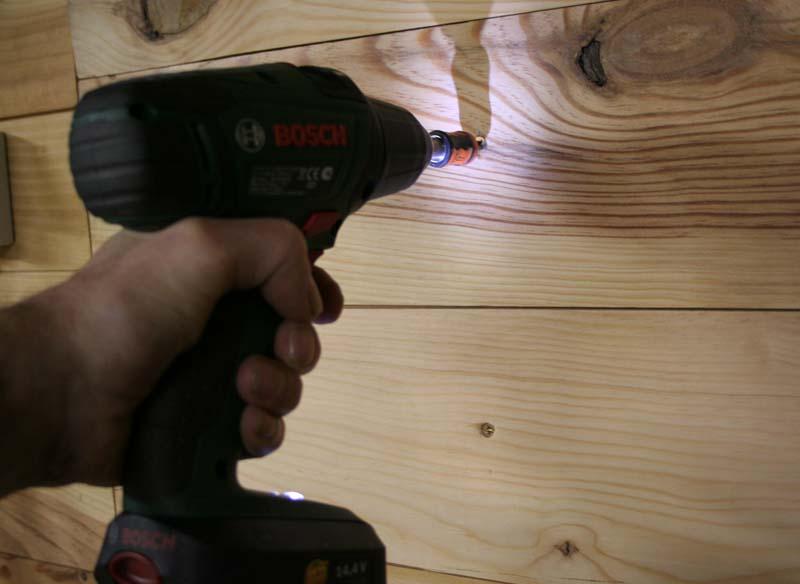 Perceuse/visseuse sans fil Bosch PSR 14.4 LI-2 Lampe_10