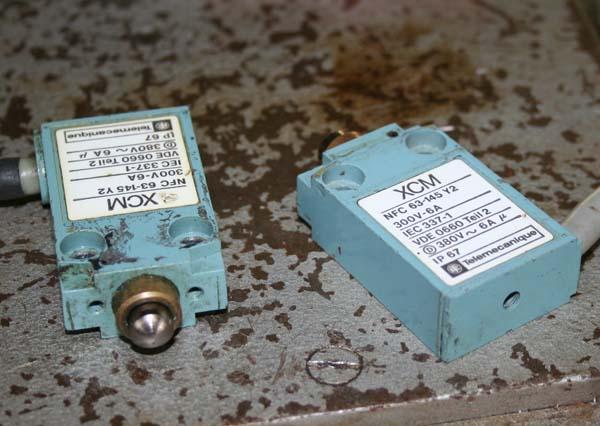 Motorisation table raboteuse (voir p.13) et amélioration R/D Holztech FS320 (première partie)  - Page 38 Micro_10