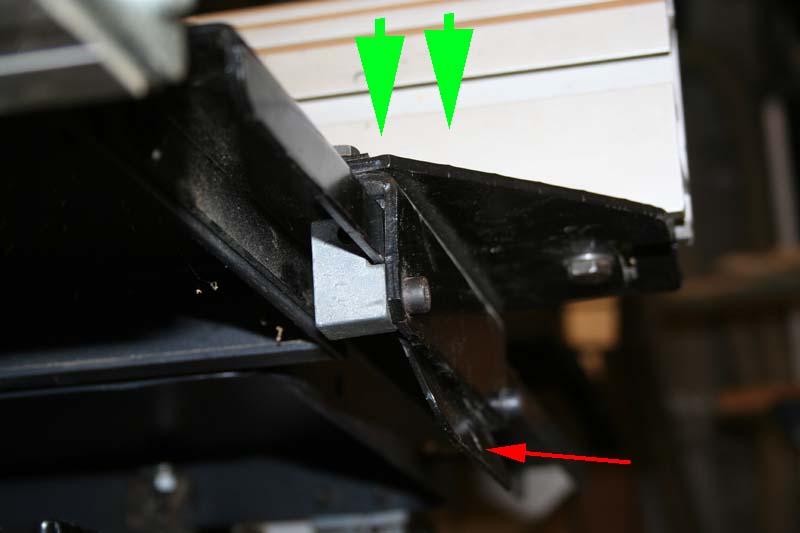 Modifications et réglages sur LUREM Maxi 26+ Verrou10