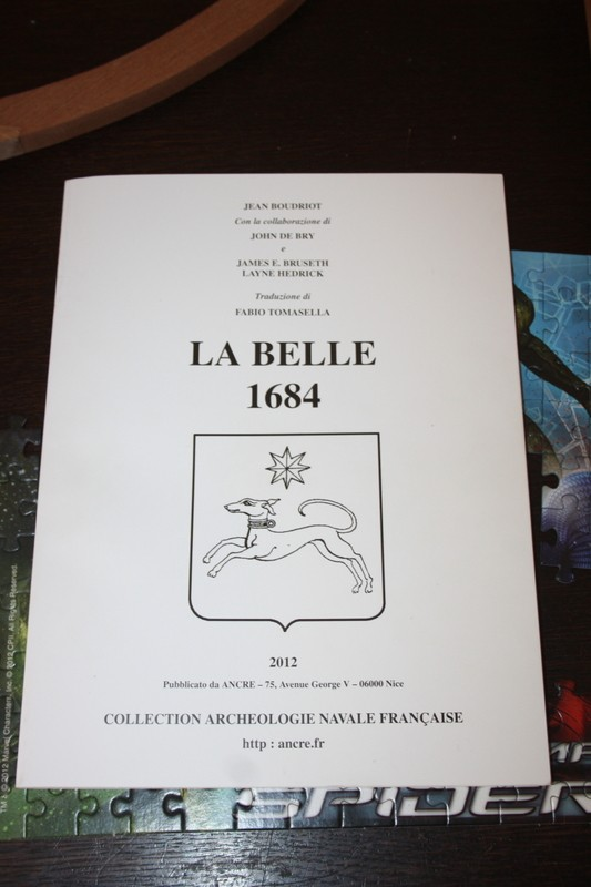 LA BELLE 1684 scala 1:12 - Pagina 8 418