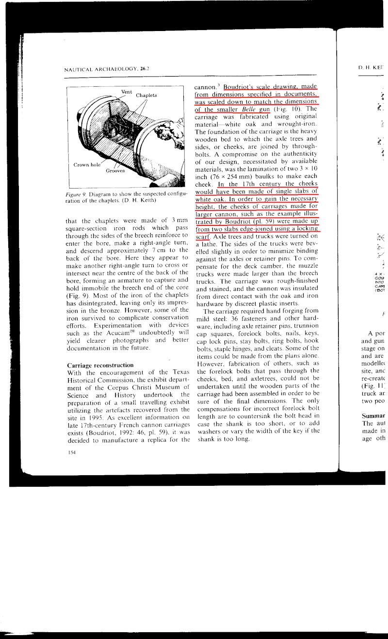 LA BELLE 1684 scala 1:12 - Pagina 9 Aricol10