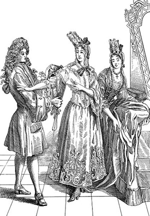 LA BELLE 1684 scala 1:12 - Pagina 9 Louisx10