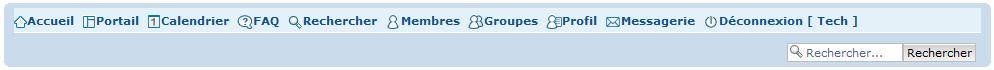 [CSS phpBB3] Apparence de la Barre de Navigation Barre610