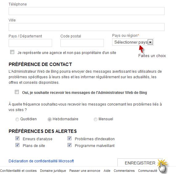 Optimiser le référencement de votre forum via Bing Webmaster Bing310