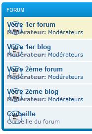 phpbb3 - Personnaliser les icônes catégories et forums (phpBB3) Icone610