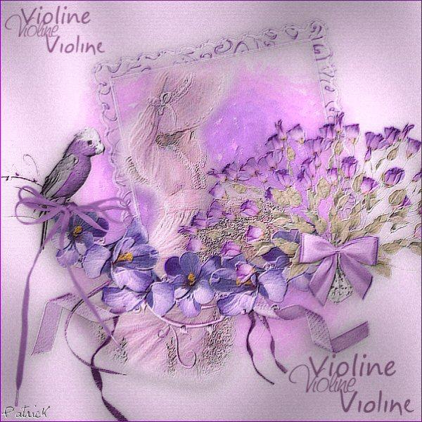 Les pages du mois d' AOÛT...  - Page 2 Violin10