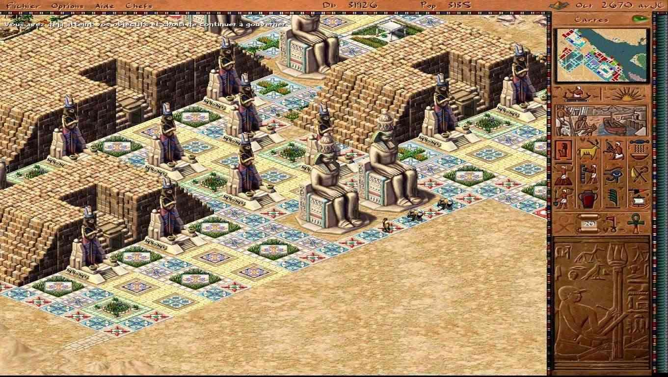 Mes screen de la semaine Abydos11