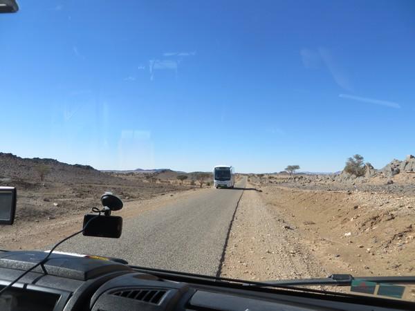 [Carburant, Routes, Police] ROUTE N 12 entre TATA et BOUIZAKARNE Route_21