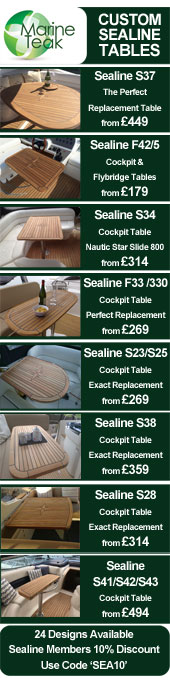 Marine Teak Tables