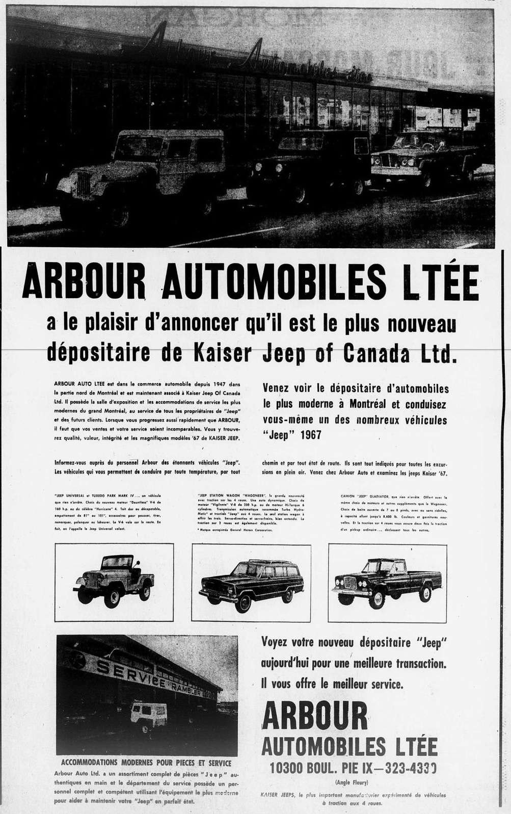 Vieilles publicités AMC au Québec - Page 2 1966_073