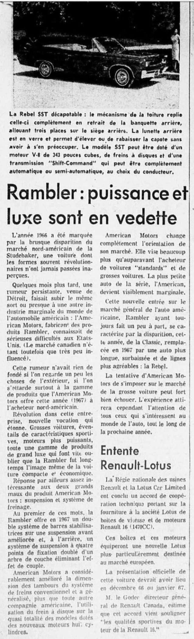 Vieilles publicités AMC au Québec - Page 2 1966_114