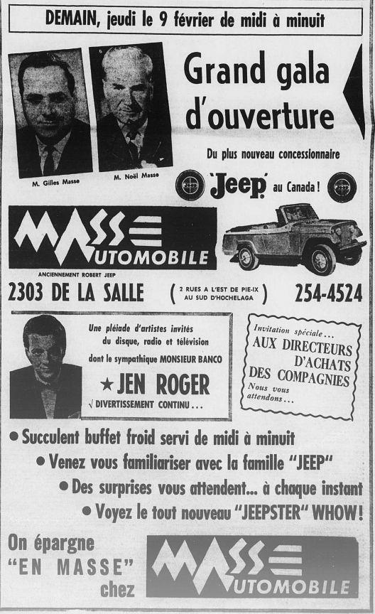 Vieilles publicités AMC au Québec - Page 2 1967_026