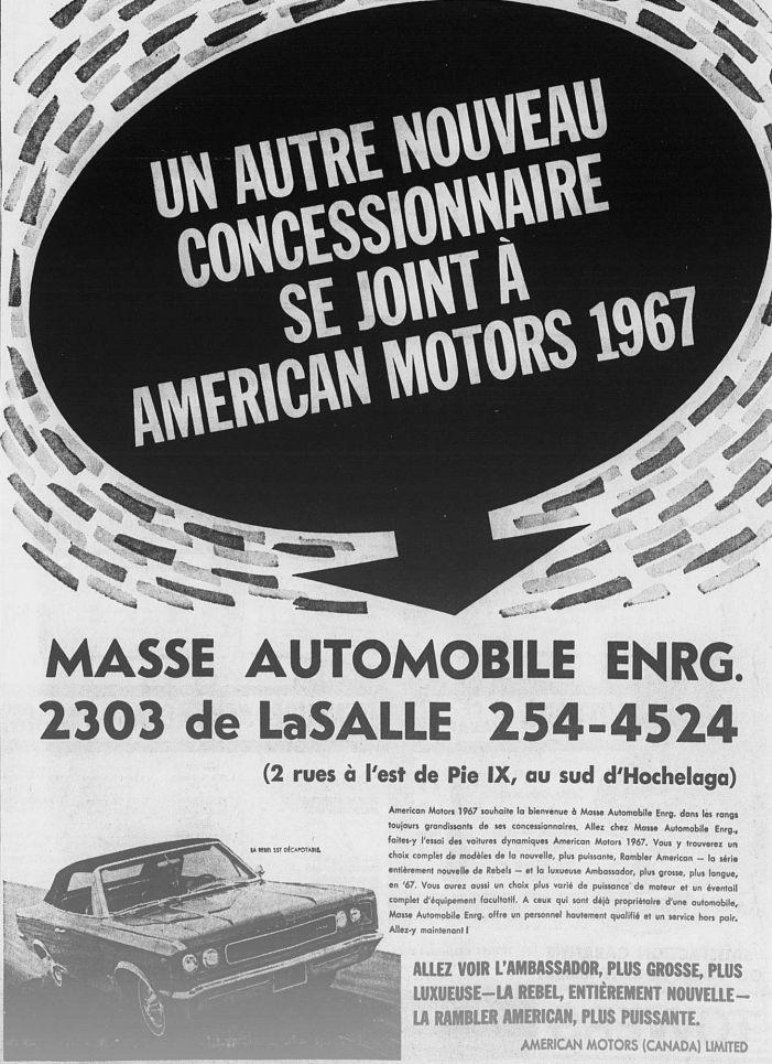 Vieilles publicités AMC au Québec - Page 2 1967_027