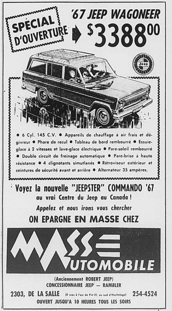 Vieilles publicités AMC au Québec - Page 2 1967_074