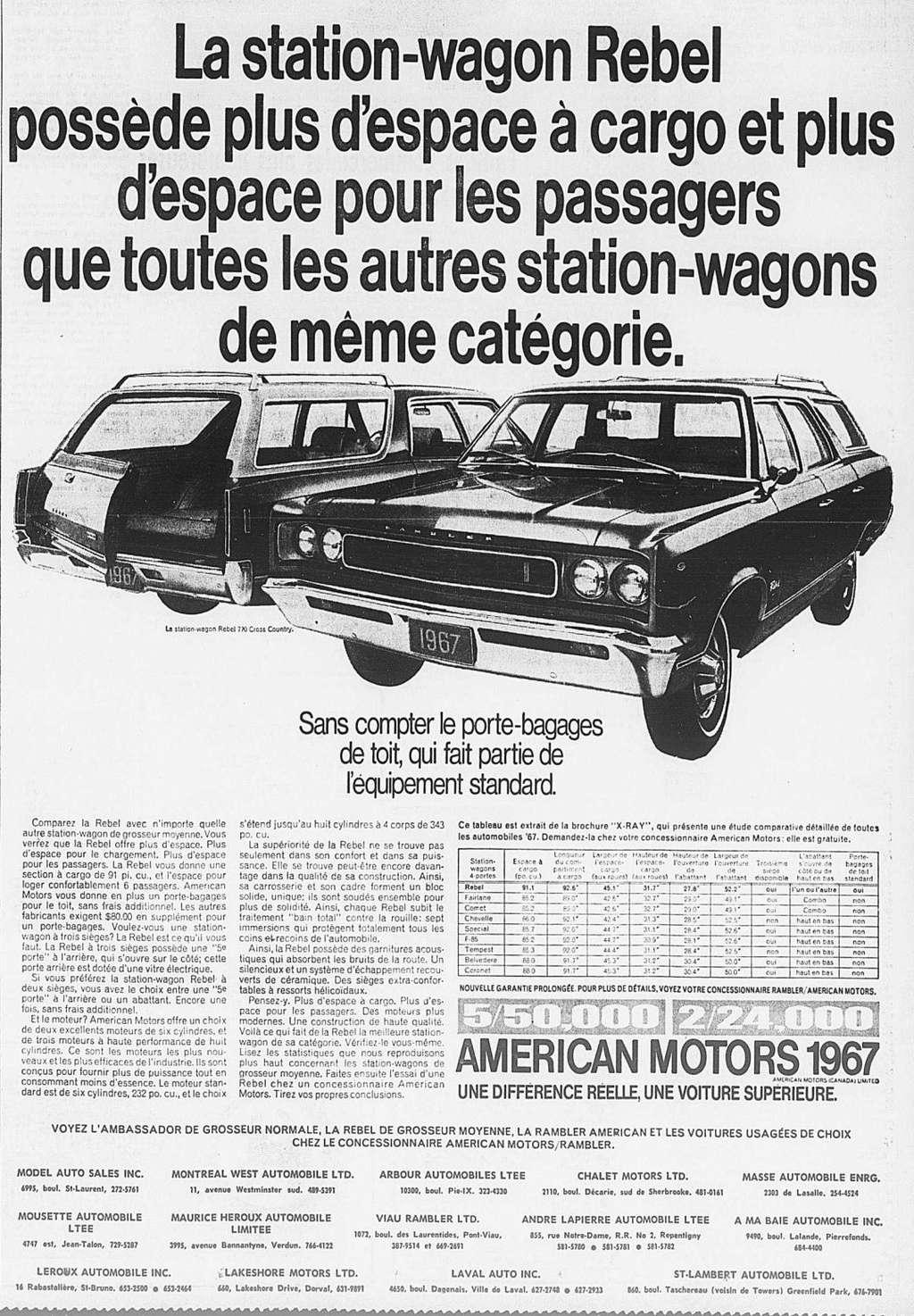 Vieilles publicités AMC au Québec - Page 2 1967_077