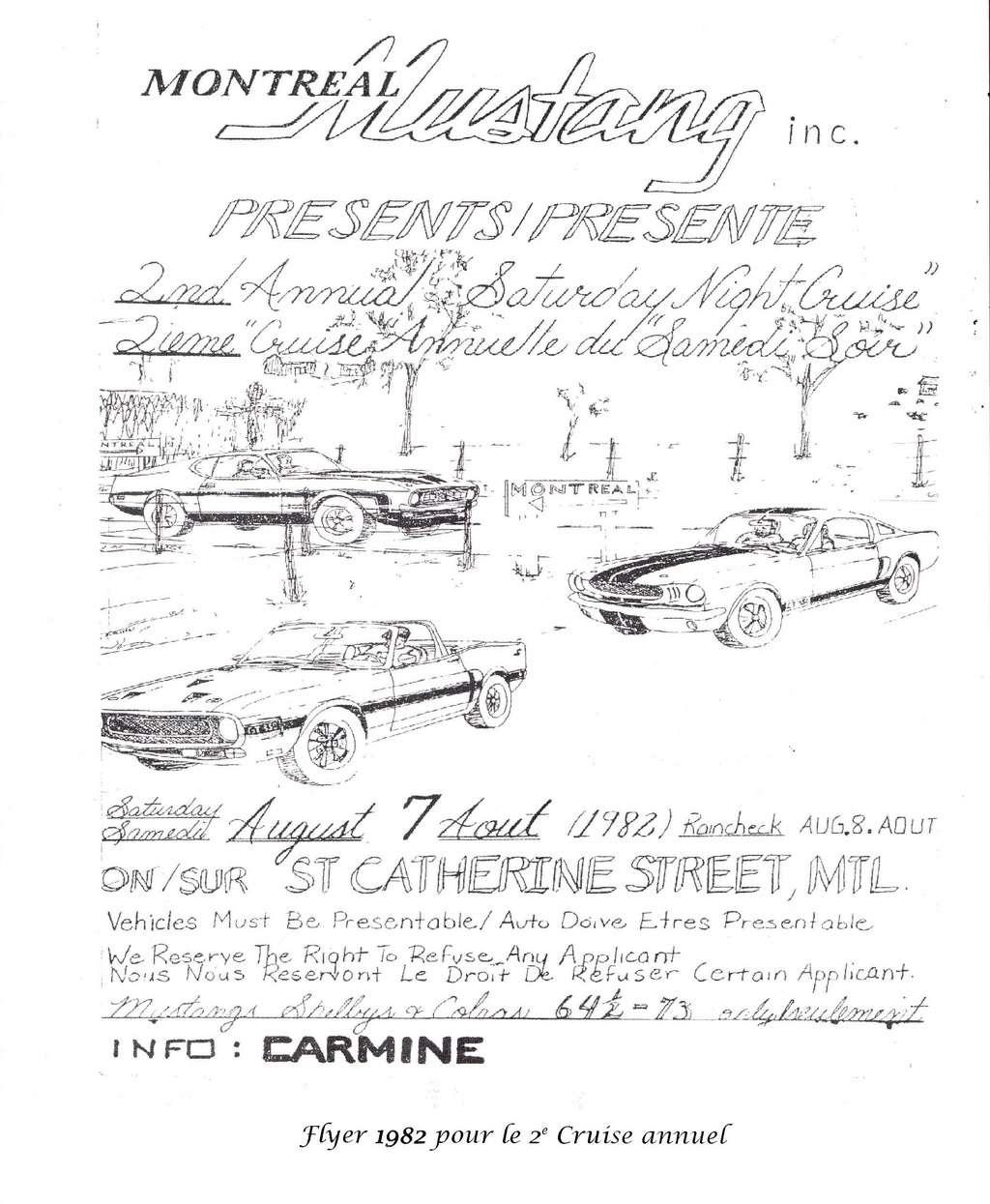 Montréal Mustang dans le temps! 1981 à aujourd'hui (Histoire en photos) La_lyg45