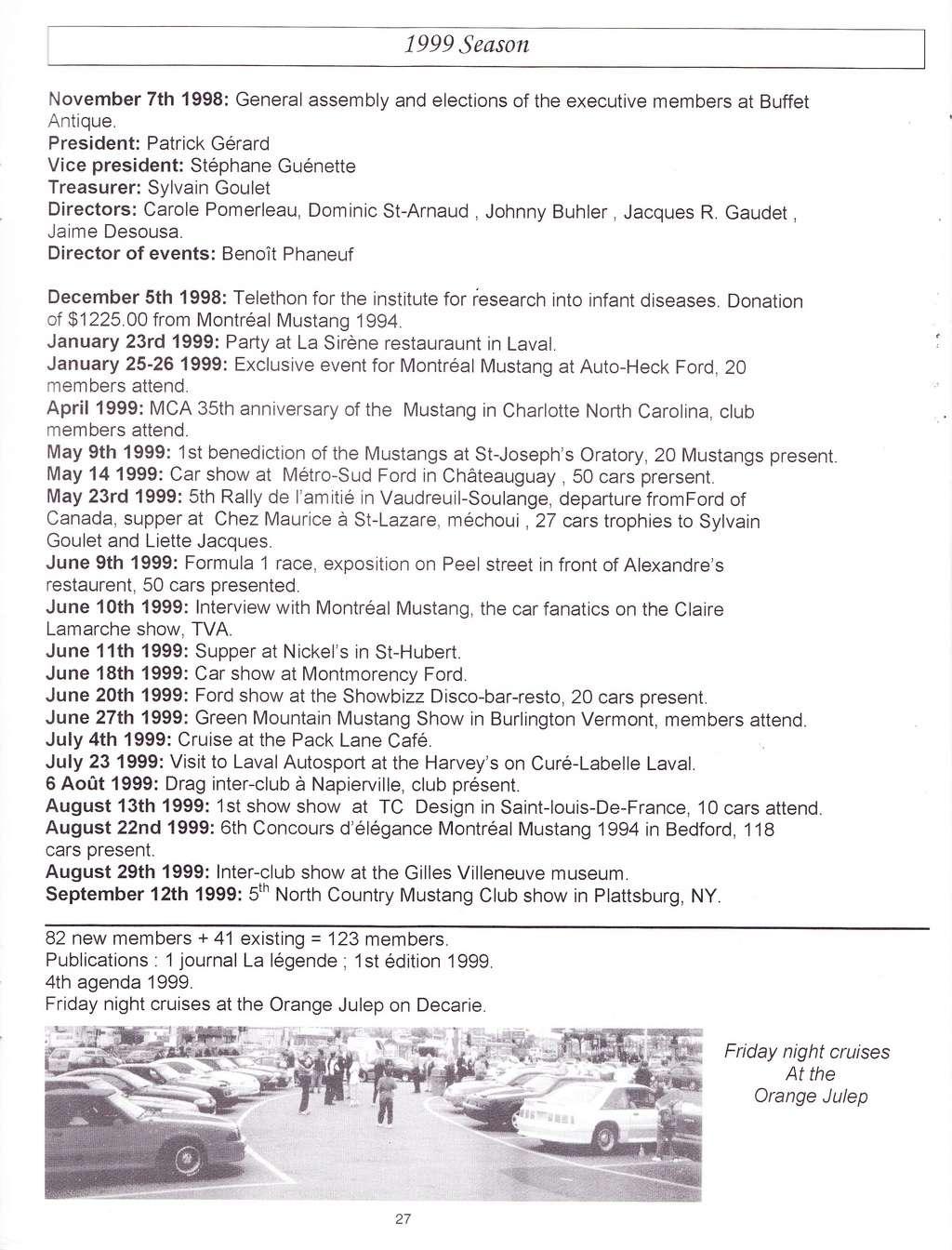 Montréal Mustang dans le temps! 1981 à aujourd'hui (Histoire en photos) La_lyg68