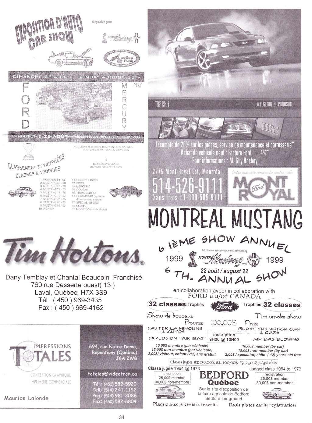 Montréal Mustang dans le temps! 1981 à aujourd'hui (Histoire en photos) La_lyg73