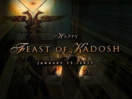 Feast of Kadosh  16114310
