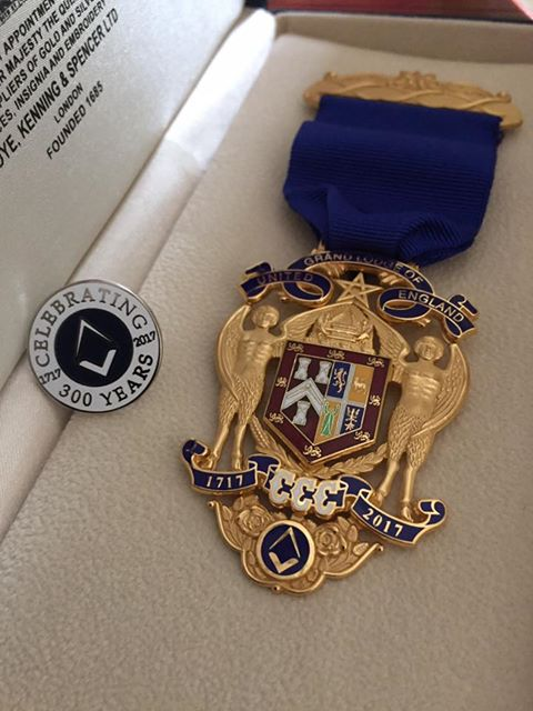 CCC Aniversario Gran Logia Unida de Inglaterra 16473010