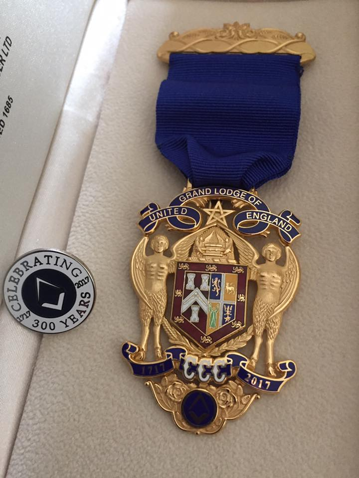 CCC Aniversario Gran Logia Unida de Inglaterra 16473510