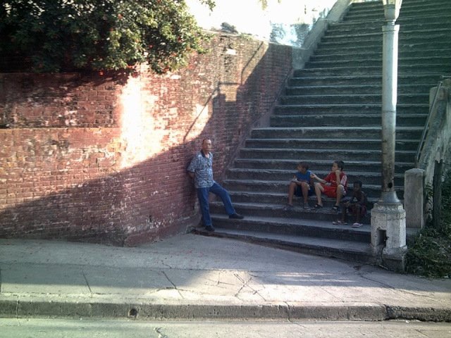 Calles de Santiago de Cuba Callej10