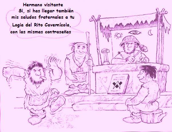 CONTRASEÑAS DEL RITO CAVERNICOLA Caver10