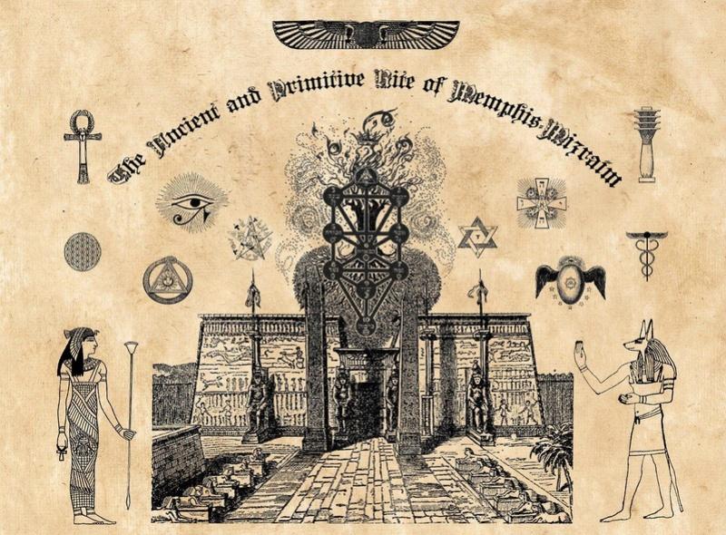 Antiguo y Primitivo Rito de Memphis-Mizraim Mizrai10