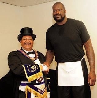 SHAQUILLE O'NEAL MAESTRO MASON Oneal10