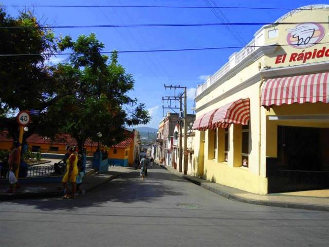 Calles de Santiago de Cuba Serran11
