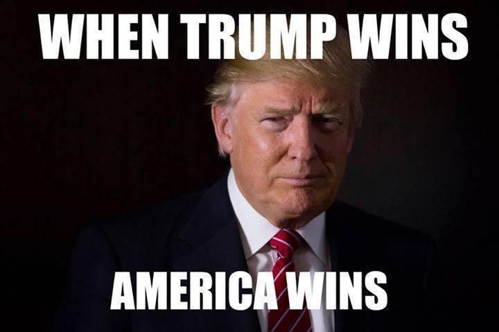 MAKE AMERICA GREAT AGAIN  ***  CAMPAÑA PRESIDENCIAL DE DONALD J. TRUMP - Página 2 Trump110