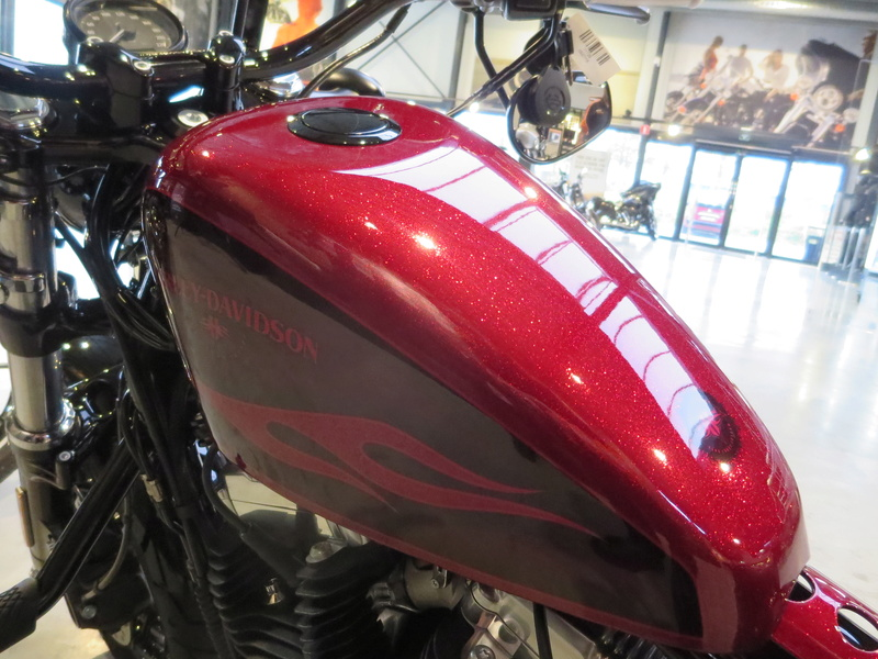 Forty Eight 2017 Hard Candy Hot Rod Red Flake - Page 2 Img_1112