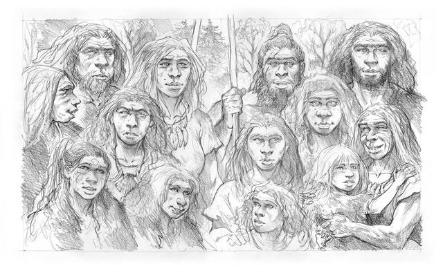 Membres de la tribu Cbea7010