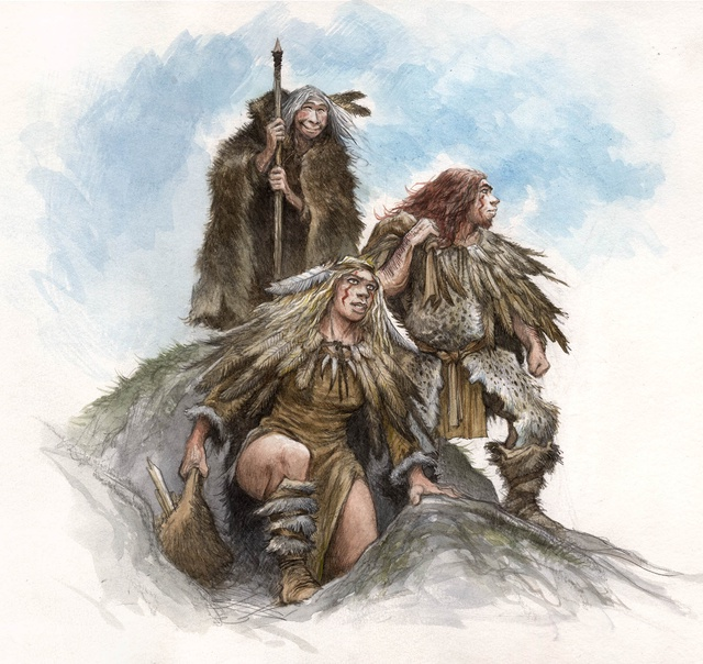 Membres de la tribu Dbb77510