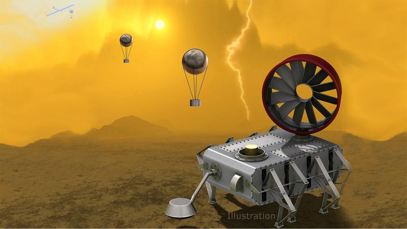 Développements technologiques pour l'exploration de Vénus - Page 2 Tech2010