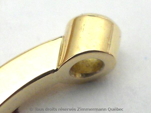 Bague or deux diamants en serti clos Dscn0117