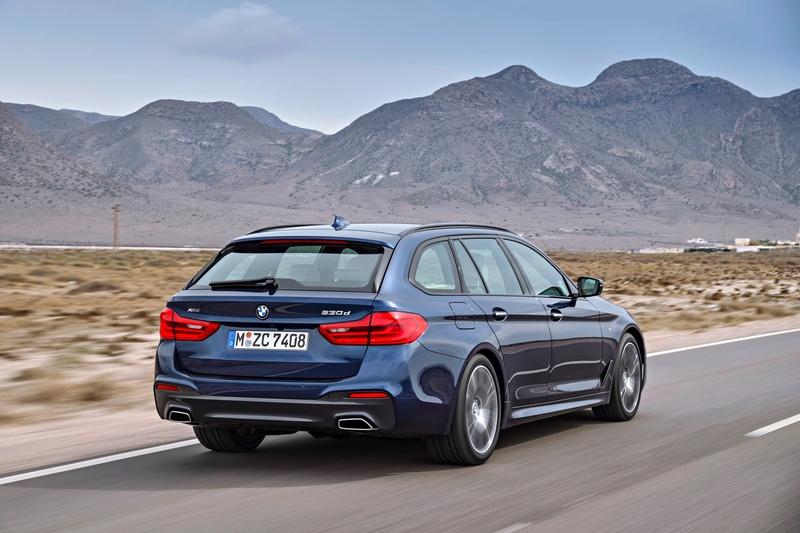 2016 - [BMW] Série 5 Berline & Touring [G30/G31] - Page 26 P9024511