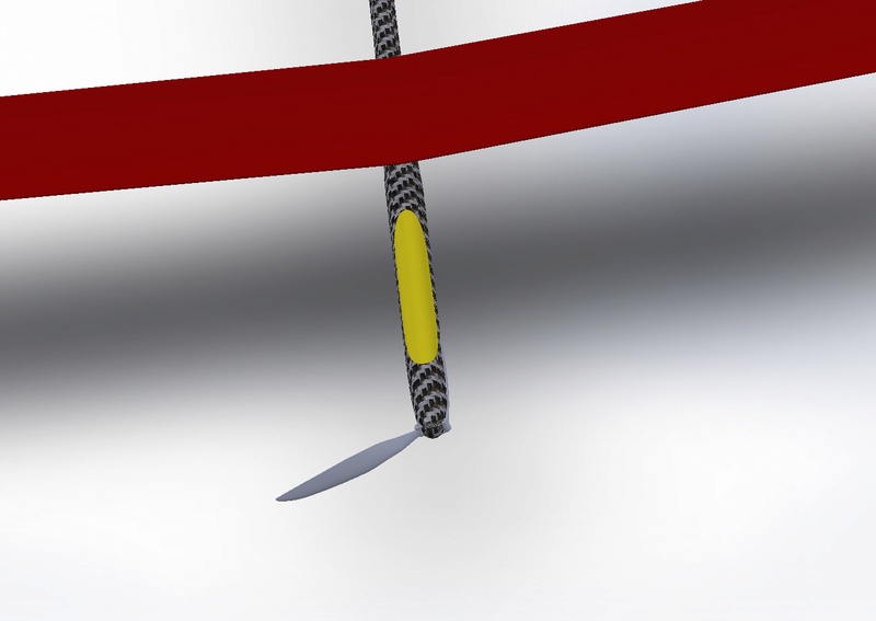 Des hélice pour l'électrique chez NAN Hylice11
