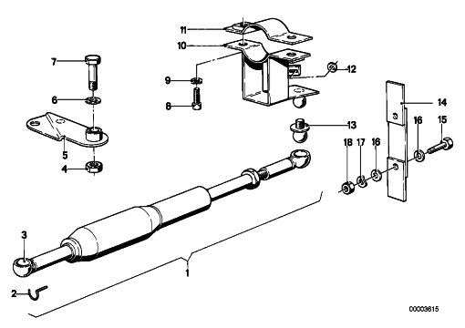 Cadre de R75/5 - Amortisseur de direction  Fullsi15