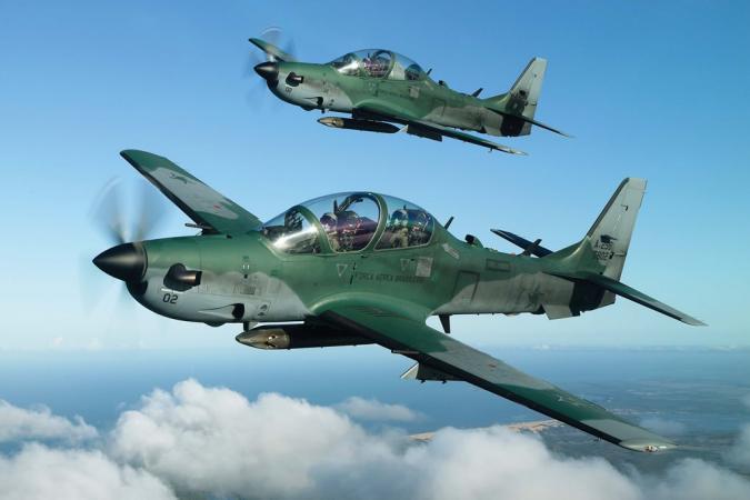 Embraer annonce la vente de six avions de combat A-29 Super Tucano au Mali 11111_10