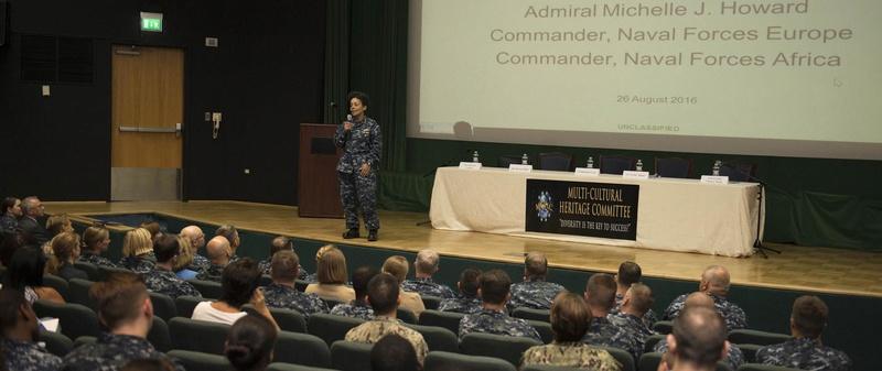 Carrière : les conseils d'une amirale américaine pour réussir dans un milieu masculin Les-co10