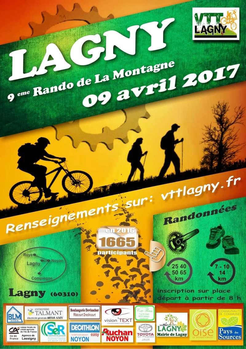 [60] La Rando de la Montagne de Lagny le 09 avril 2017 Affich27