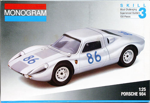 1965 Porsche 904 Carrera Monogr10