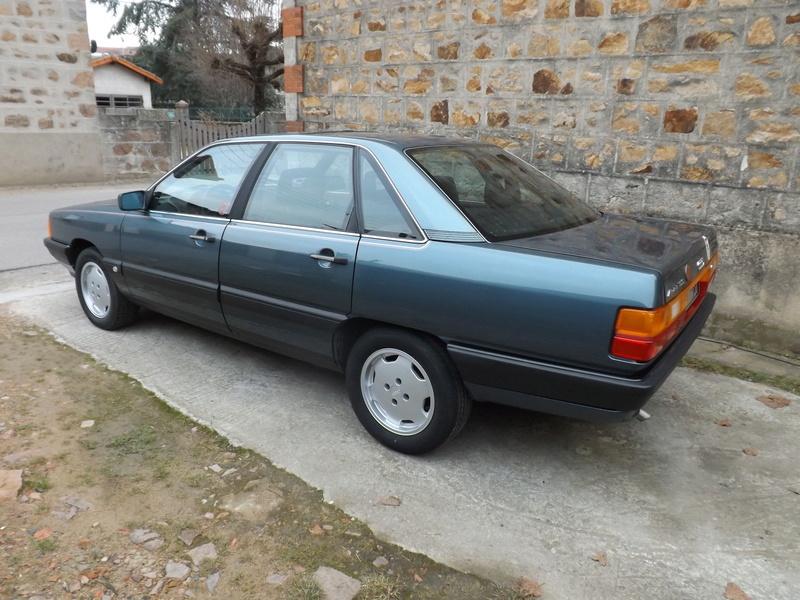 [42] Audi 100 ASCOTT 2L 115CV de 10/1987 - Page 2 Dscf2051