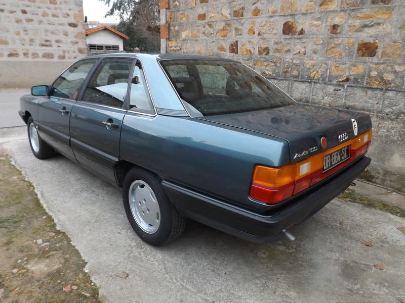 [42] Audi 100 ASCOTT 2L 115CV de 10/1987 - Page 2 Dscf2052
