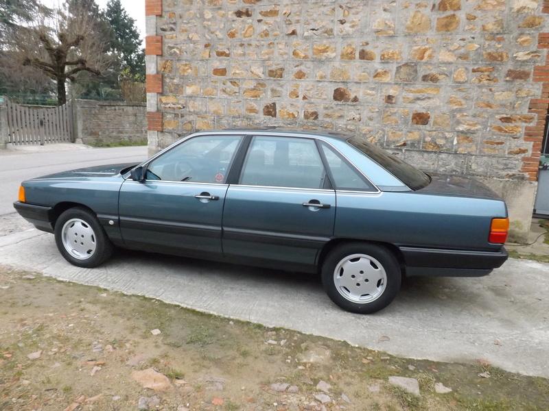 [42] Audi 100 ASCOTT 2L 115CV de 10/1987 - Page 2 Dscf2053