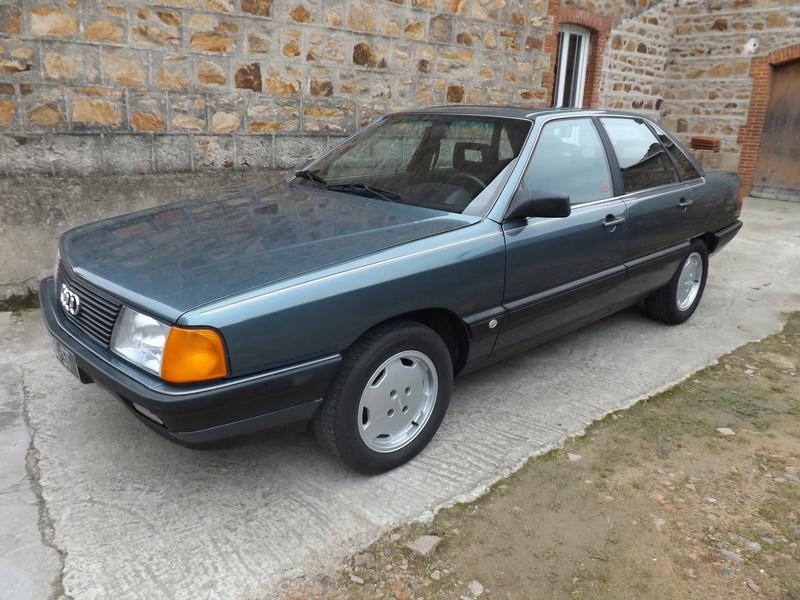 [42] Audi 100 ASCOTT 2L 115CV de 10/1987 - Page 2 Dscf2054