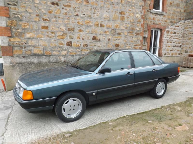 [42] Audi 100 ASCOTT 2L 115CV de 10/1987 - Page 2 Dscf2055